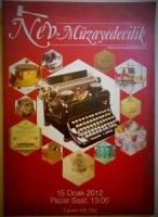 NEV MÜZAYEDECİLİK SİNAN DEVİREN 46/1 BEYOĞLU / İSTANBUL 11.02.2012 MÜZAYEDE KATALOĞU