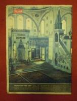 HAYAT NO. 20 22 ŞUBAT 1957 YENİ ROMANIMIZ HALİDE EDİB ADIVAR'IN