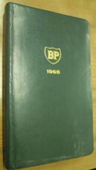THE BRITISH PETROLEUM COMPANY LIMINTED BP 1965