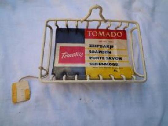 SABUNLUK TOMADO ART. NO. T 6025 - 6 ZEEPBAKJE