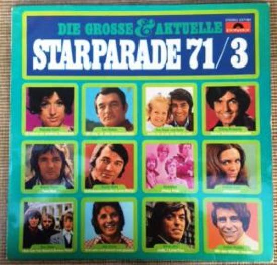 STARPARADE 71/3 UZUN CALAR 33 DEVİR LP PLAK ORJİNAL KABINDA ORJİNAL BASKIDIR