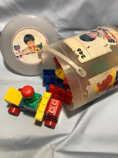 YERLİ SİMGE LEGO 246 EGİTİCİ SİTEM ORJİNAL KOVASINDA