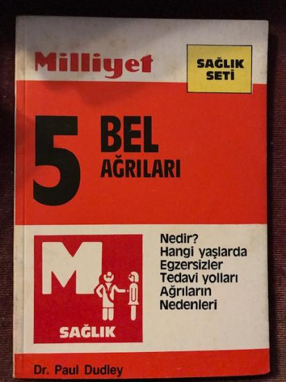 MİLLİYET SAGLIK SETİ BEL AGRILARI