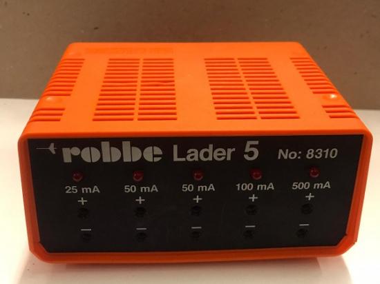 ROBBE LADER 5 PERFEKTE LADERTECHNİC NO 8310 ŞARJ CIHAZI