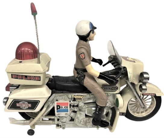 HARLEY DAVİTSON POLİS MOTORU POLİCE JUMBO SA 170 OYUNCAK MOTORSİKLET