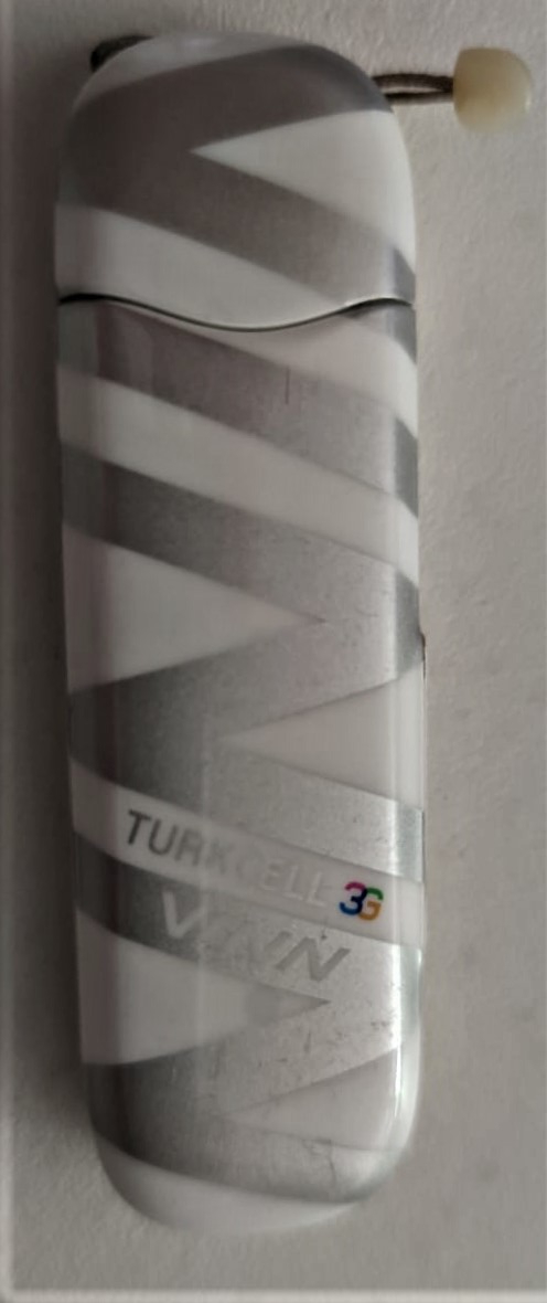 USB GİRİŞLİ TURKCELL 3G VINN MODEM HUAWEI E176G TABLET TÜM HATLARA UYUMLUDUR