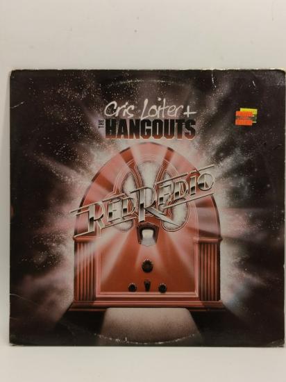1989 CRİS LOİTER+THE HANGOUTS RED RADİO UZUN CALAR 33 DEVİR LP PLAK ORJİNAL KABINDA ORJİNAL BASKISIDIR