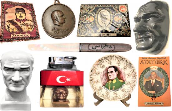Garajantik 21/08/2021 20:31 Atatürk Karma Ürünler Müzayedesi